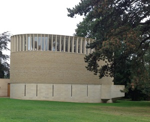 The Edward King Chapel, Cuddesdon