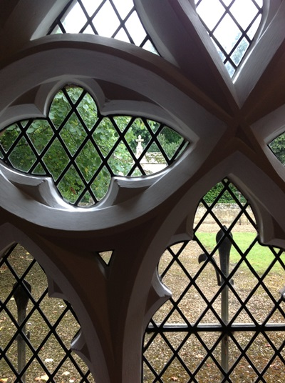 /View, Ripon College, Cuddesdon