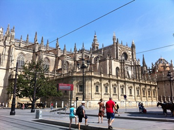 Seville Cathdral