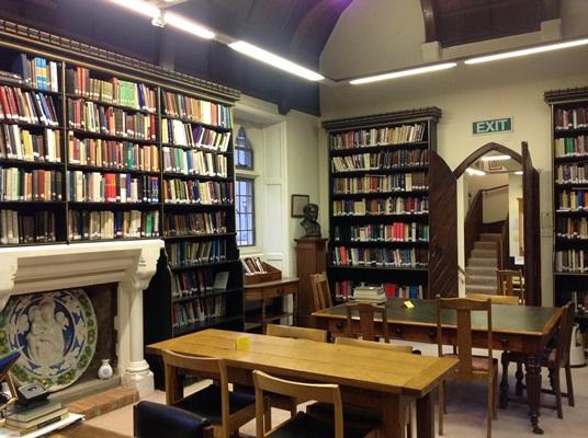 Cuddesdon Library