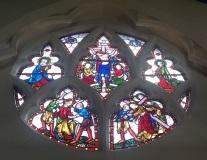 Cuddesdon library skylight