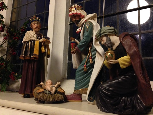 The Wise Men Came Travelling