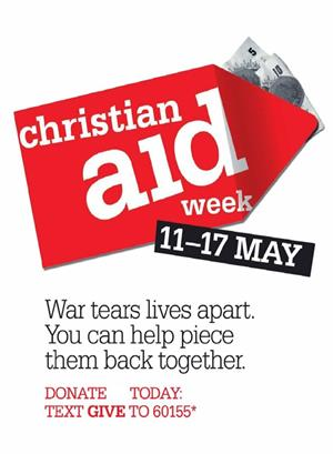 Donate to Christian Aid