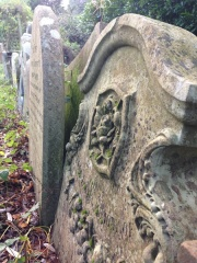 Gravestones blog