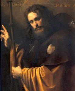 St James 'Son of Thunder'