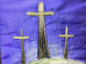 The cross that frees us from bondage
