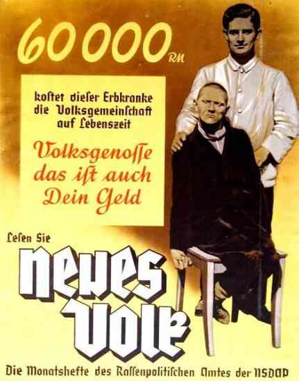 Nazi Propaganda Against the Disabled