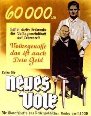 Nazi Propaganda Against the Disabled
