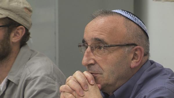 Jakub Weksler Waxzinel at Yad Vashem