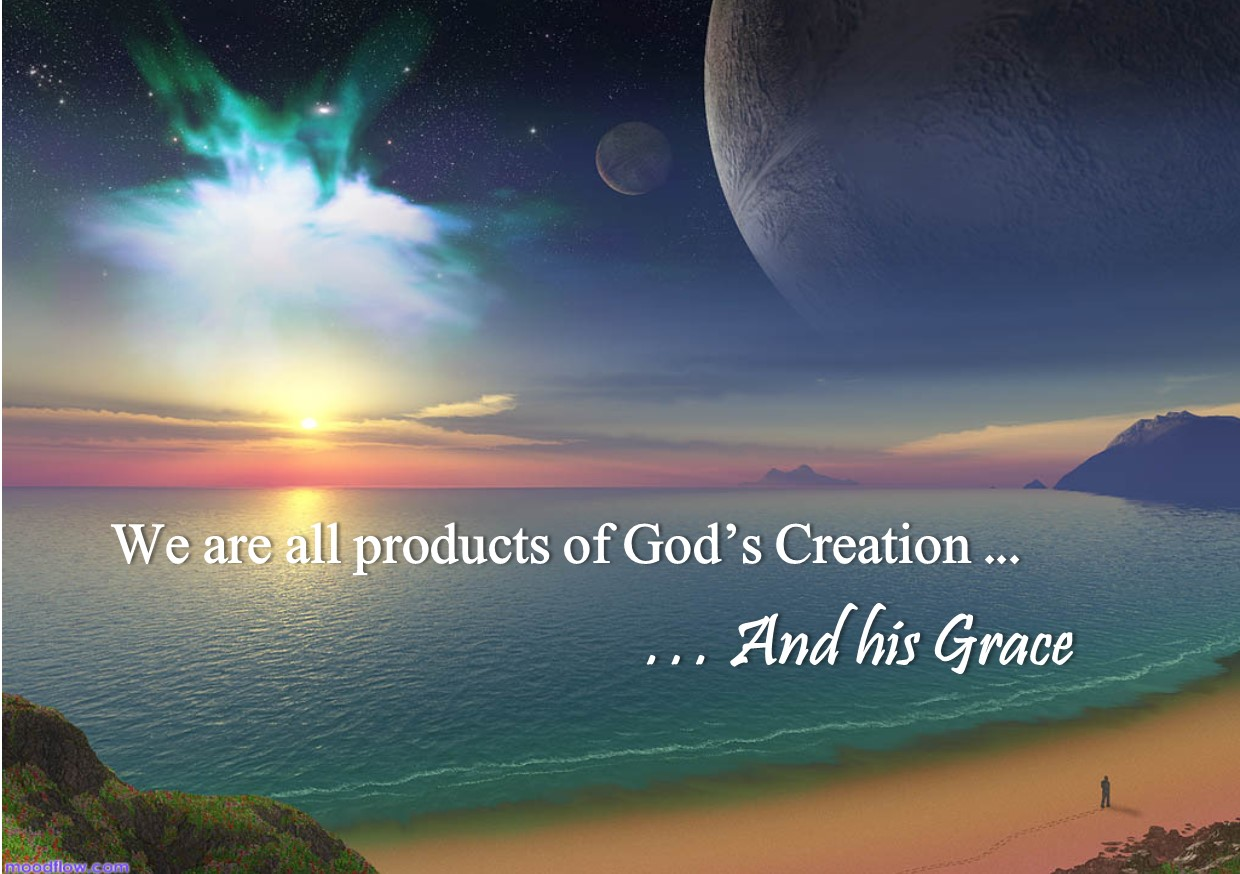 creation and grace